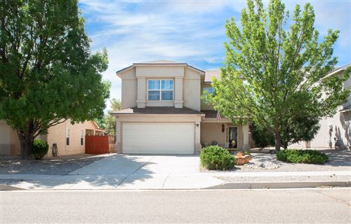 Photo of 620 MORNING MEADOWS Drive NE, Rio Rancho, NM 87144 (MLS # 971782)