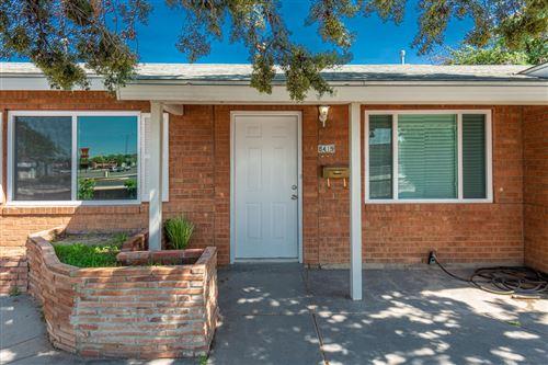 Photo of 8419 MENAUL Boulevard NE, Albuquerque, NM 87112 (MLS # 975782)