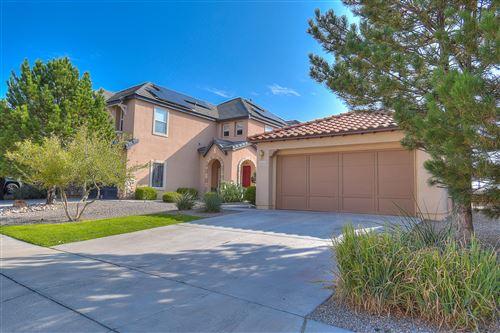 Photo of 3544 Clear Creek Road NE, Rio Rancho, NM 87144 (MLS # 977784)