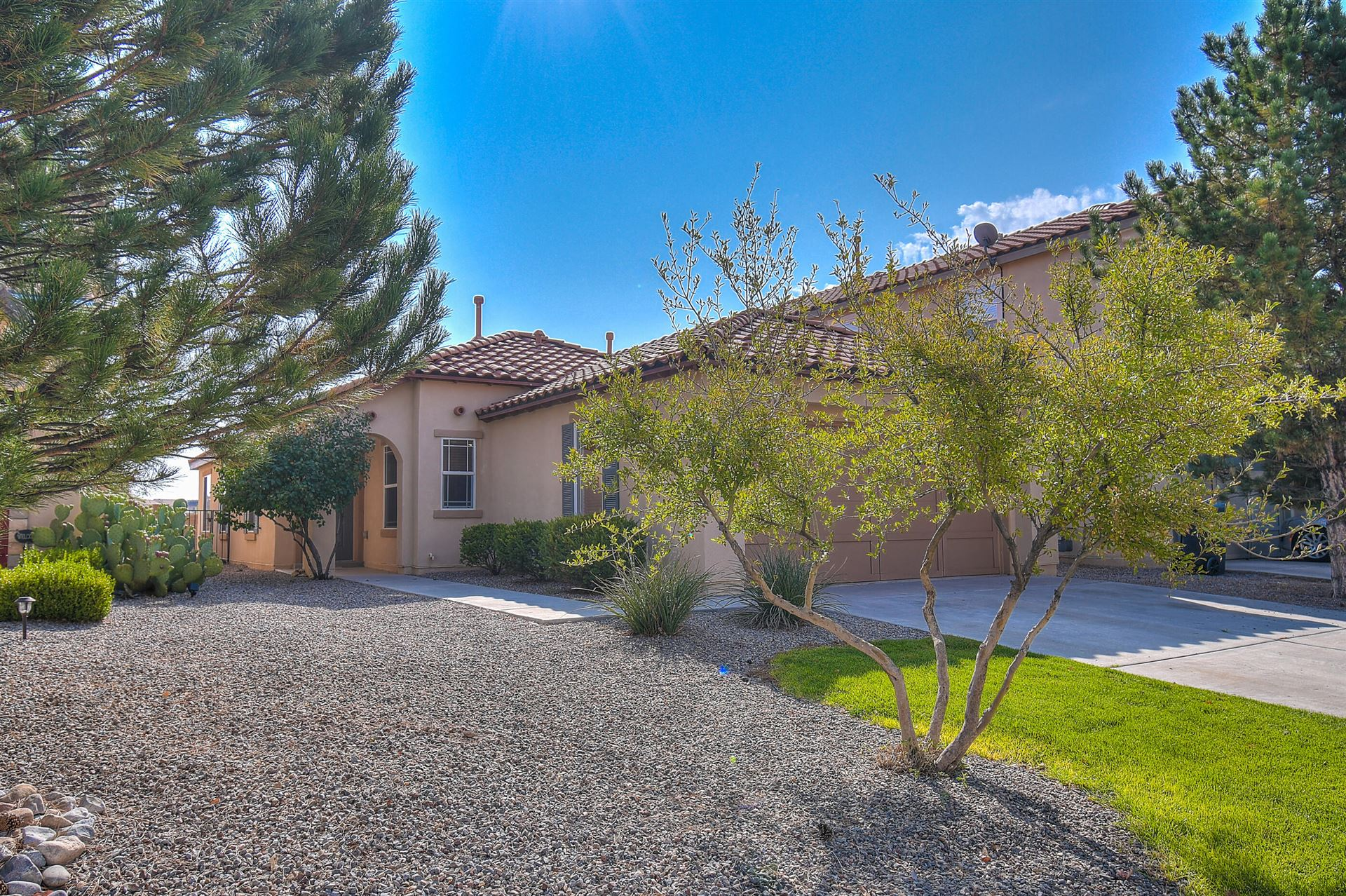 Photo of 3544 Clear Creek Road NE, Rio Rancho, NM 87144 (MLS # 977784)