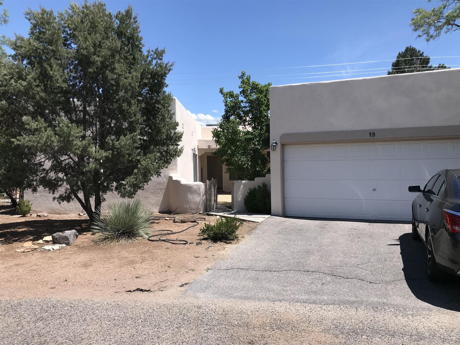 Photo of 8301 4TH Street NW #13, Los Ranchos, NM 87114 (MLS # 969785)