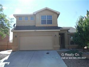 Photo of 10427 Rosefinch Drive NW, Albuquerque, NM 87114 (MLS # 953787)