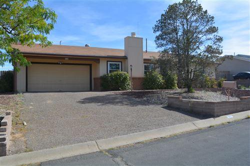 Photo of 849 SPUR Road SE, Rio Rancho, NM 87124 (MLS # 968787)