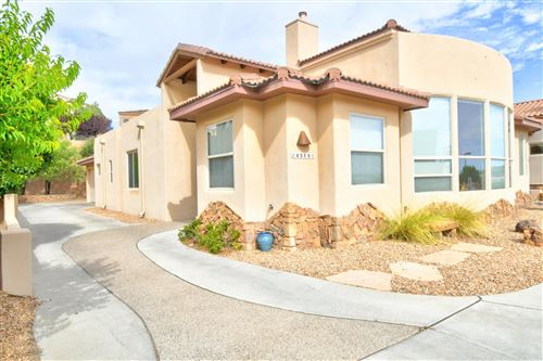 Photo of 4515 OXBOW NORTH Trail NW, Albuquerque, NM 87120 (MLS # 970787)