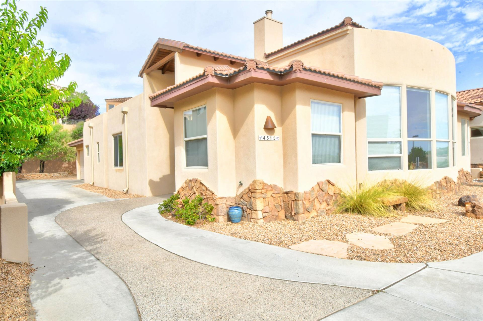 4515 OXBOW NORTH Trail NW, Albuquerque, NM 87120 - #: 970787