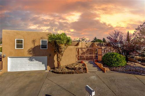 Photo of 2524 GEORGENE Drive NE, Albuquerque, NM 87112 (MLS # 981788)