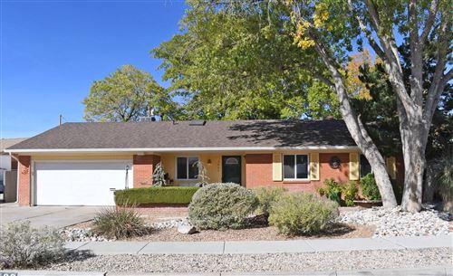 Photo of 3409 Pickard Avenue NE, Albuquerque, NM 87110 (MLS # 979791)