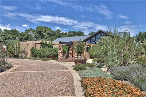 Photo of 5821 PADRE ROBERTO Road NW, Los Ranchos, NM 87107 (MLS # 960795)