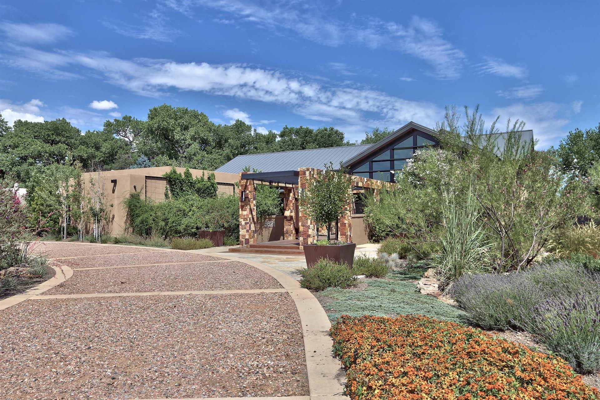 Photo of 5821 PADRE ROBERTO Road NW, Los Ranchos, NM 87107 (MLS # 960795)
