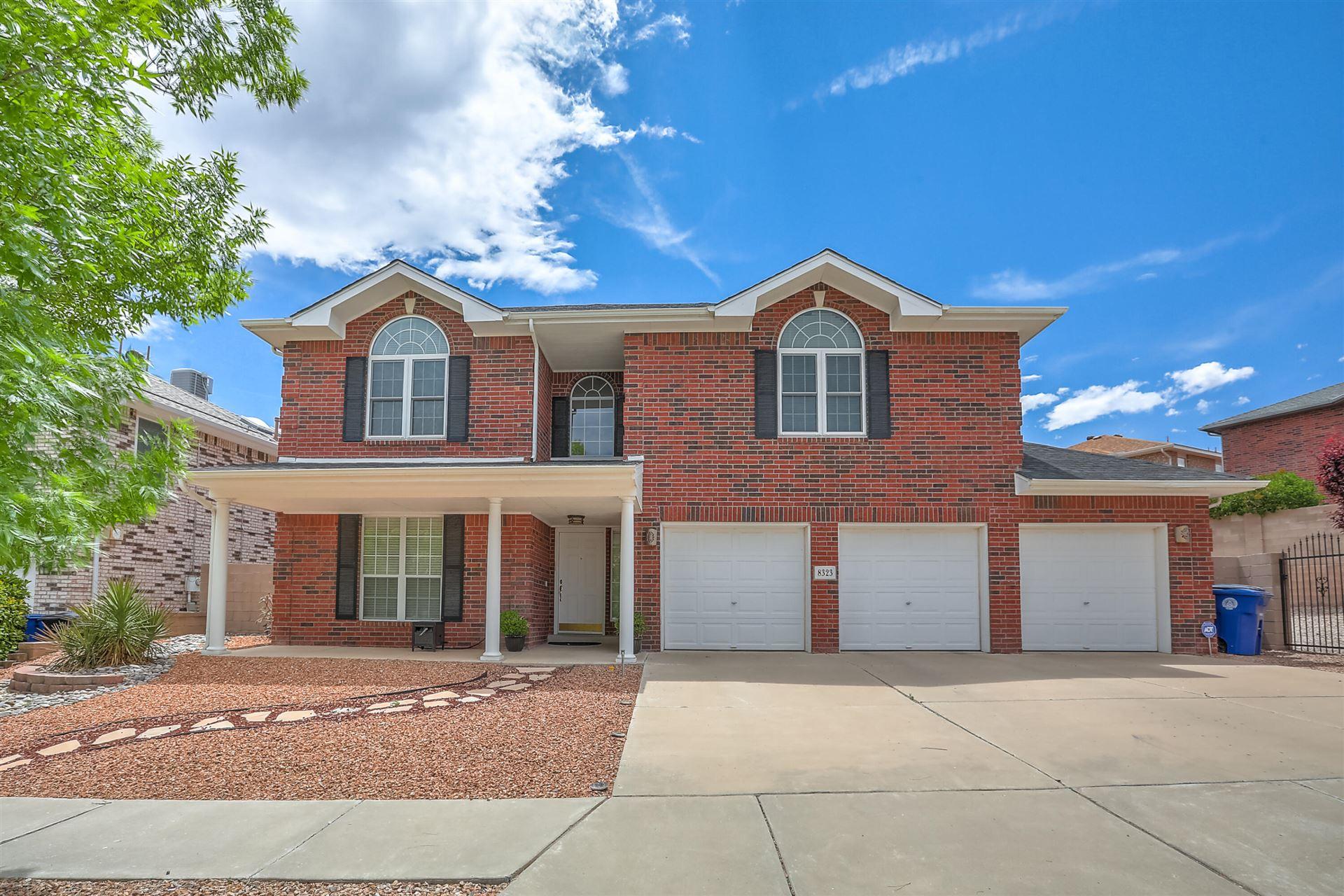 8323 CEDAR CREEK Drive NW, Albuquerque, NM 87120 - MLS#: 992795