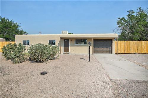 Photo of 703 GRAL TREVINO Drive SE, Rio Rancho, NM 87124 (MLS # 970797)