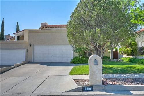 Photo of 10801 MALAGUENA Lane NE, Albuquerque, NM 87111 (MLS # 994798)