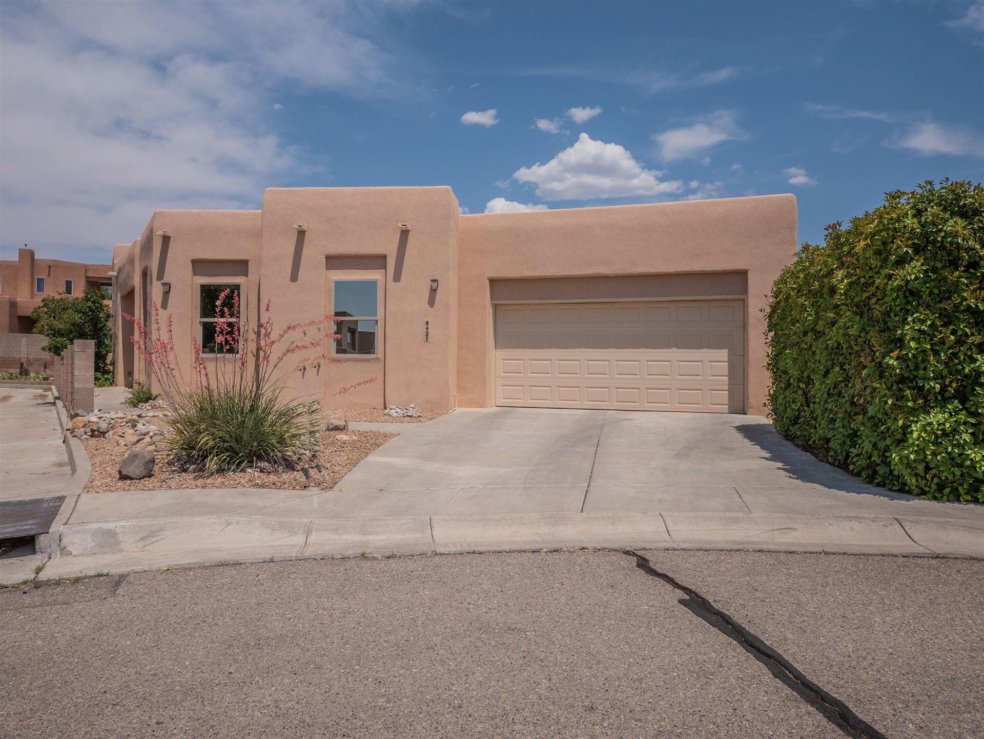 Photo of 8427 RISING STAR Place NE, Albuquerque, NM 87122 (MLS # 994801)