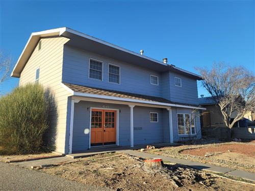 Photo of 4145 CHAMA Street NE, Albuquerque, NM 87109 (MLS # 982802)