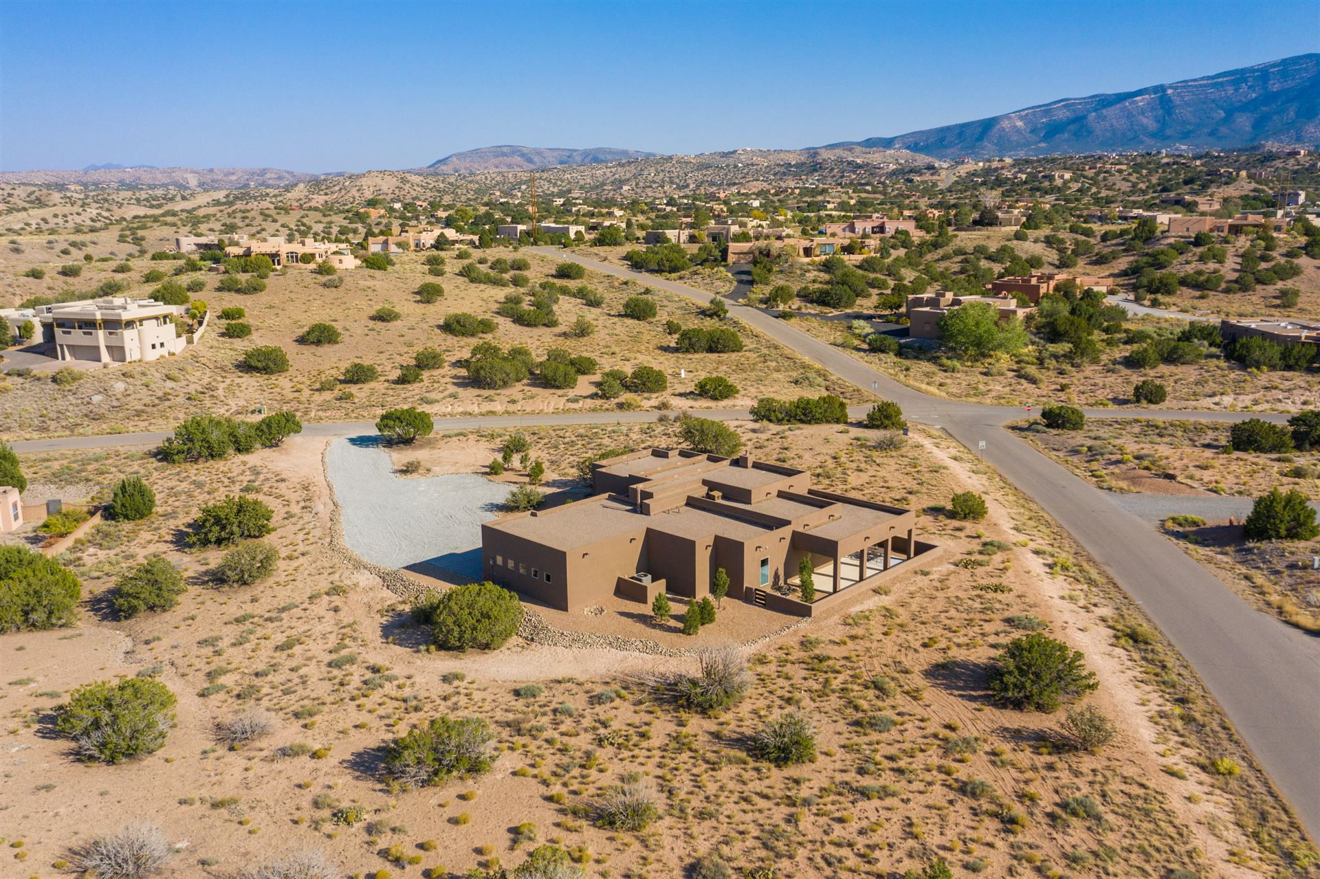 Photo of 1 Alexi Place, Placitas, NM 87043 (MLS # 978802)