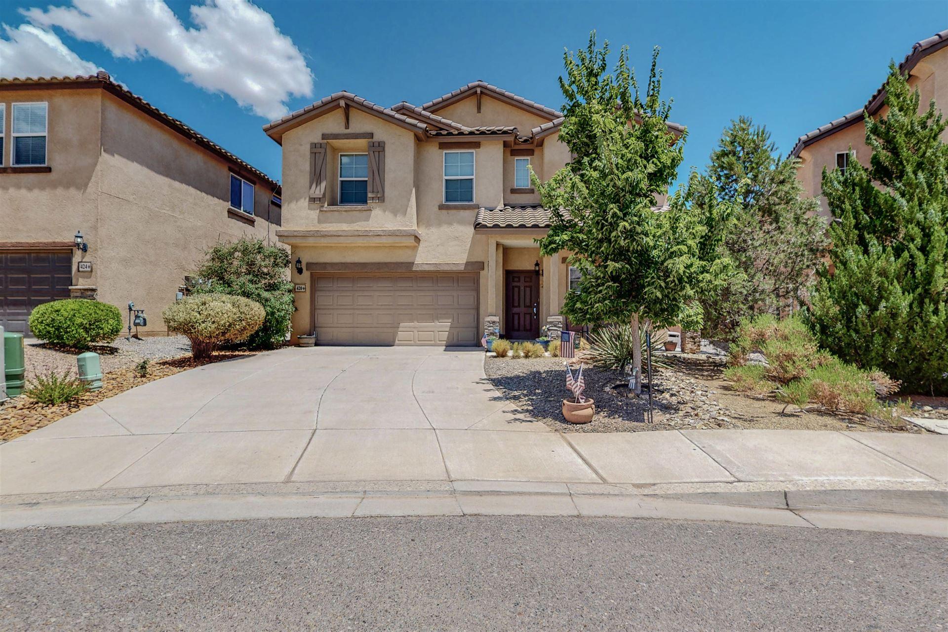 420 VISTA ROJA Place, Rio Rancho, NM 87124 - #: 997805