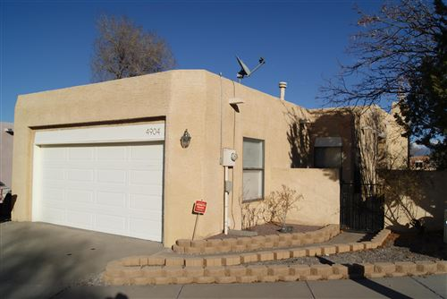 Photo of 4904 BUTTE Place NW, Albuquerque, NM 87120 (MLS # 960808)