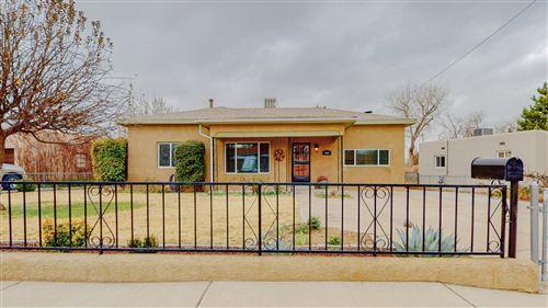 Photo of 1045 QUINCY Street SE, Albuquerque, NM 87108 (MLS # 981808)