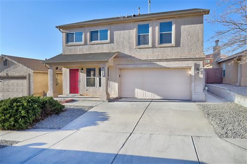 Photo of 10765 GALAXIA PARK Drive NW, Albuquerque, NM 87114 (MLS # 982810)