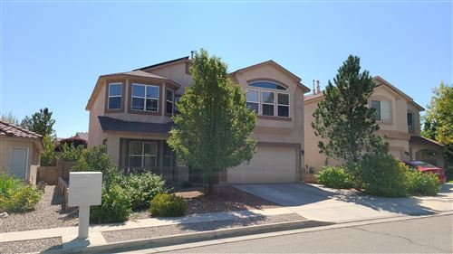 Photo of 10304 CALLE HERMOSA Place NW, Albuquerque, NM 87114 (MLS # 977811)