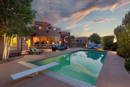 Photo of 13715 APACHE PLUME Place NE, Albuquerque, NM 87111 (MLS # 977814)