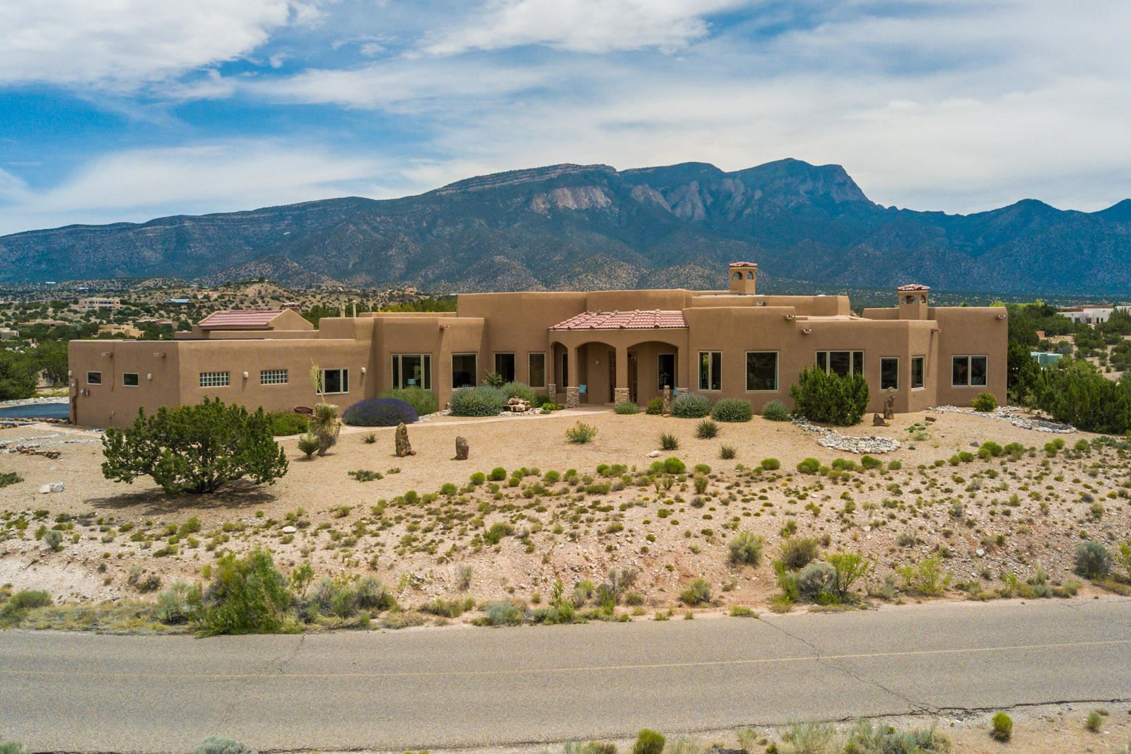 Photo of 72 ANASAZI TRAILS Road, Placitas, NM 87043 (MLS # 970815)