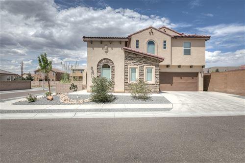 Photo of 8828 Bernal Court NE, Albuquerque, NM 87113 (MLS # 973816)