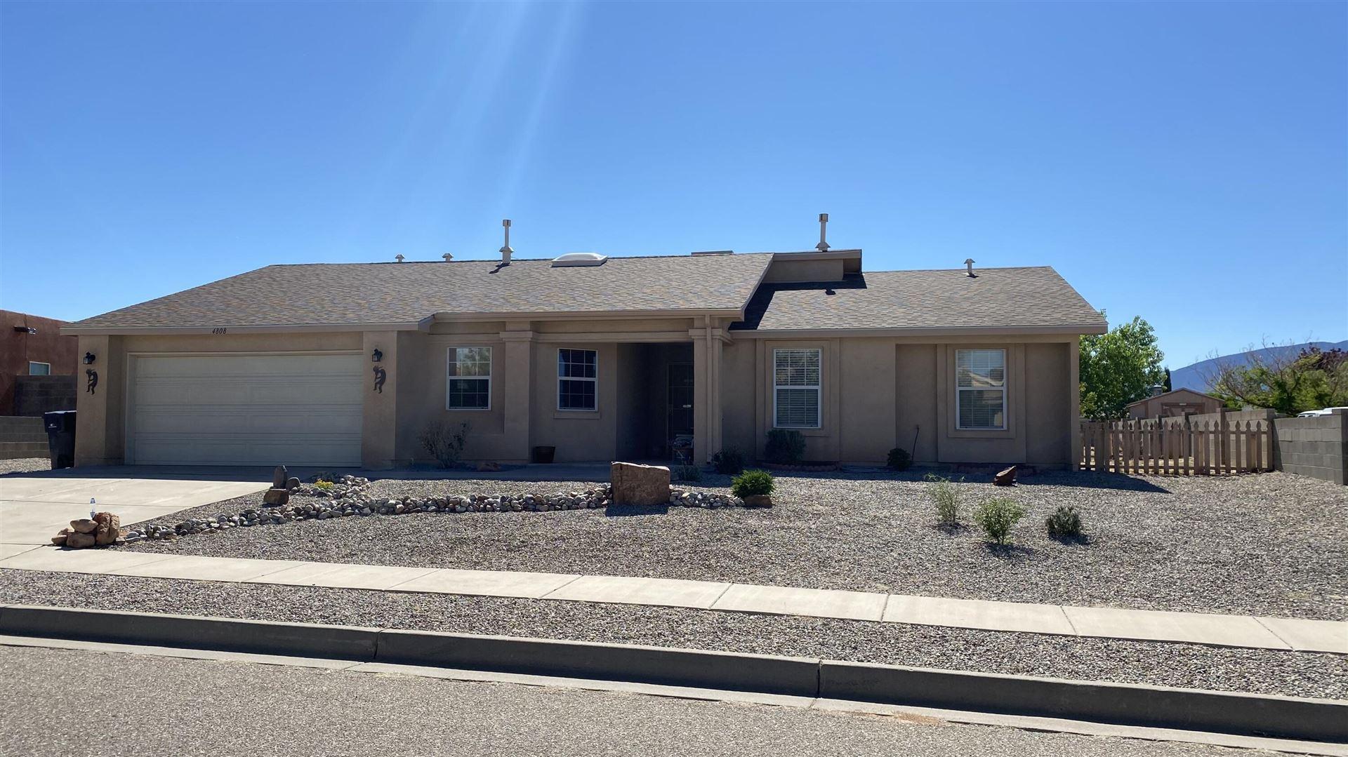 Photo of 4808 AUBRY HILLS Drive NE, Rio Rancho, NM 87144 (MLS # 992817)