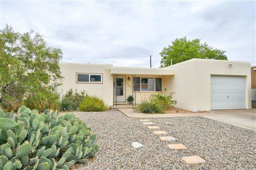 Photo of 3601 PITT Street NE, Albuquerque, NM 87111 (MLS # 976818)