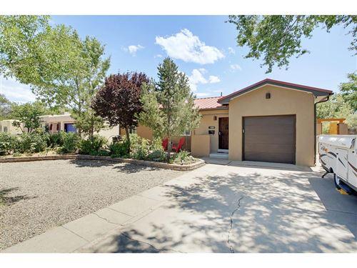 Photo of 2908 Constitution Avenue NE, Albuquerque, NM 87106 (MLS # 972819)