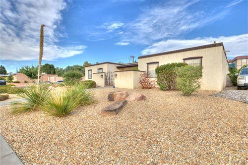Photo of 7836 HERMANSON Place NE, Albuquerque, NM 87110 (MLS # 978819)