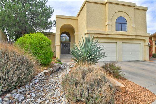 Photo of 9104 SURREY Road NE, Albuquerque, NM 87109 (MLS # 989820)