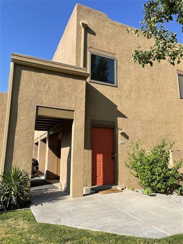 Photo of 2900 VISTA DEL REY NE #14D, Albuquerque, NM 87112 (MLS # 994820)