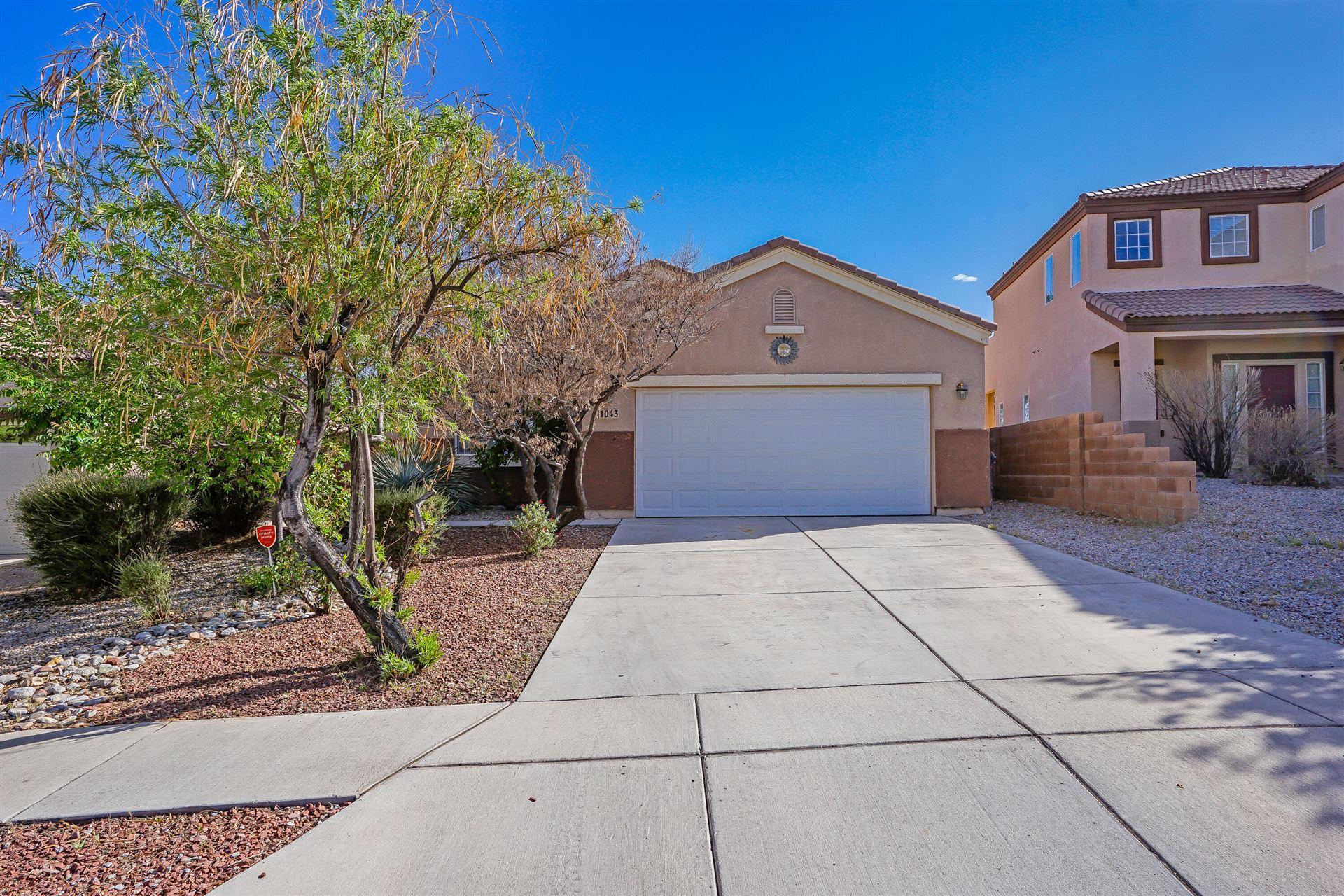 1043 MARAPI Street NW, Albuquerque, NM 87120 - MLS#: 991820