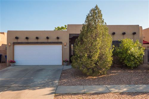 Photo of 6120 NASSIF Court NW, Albuquerque, NM 87120 (MLS # 977821)