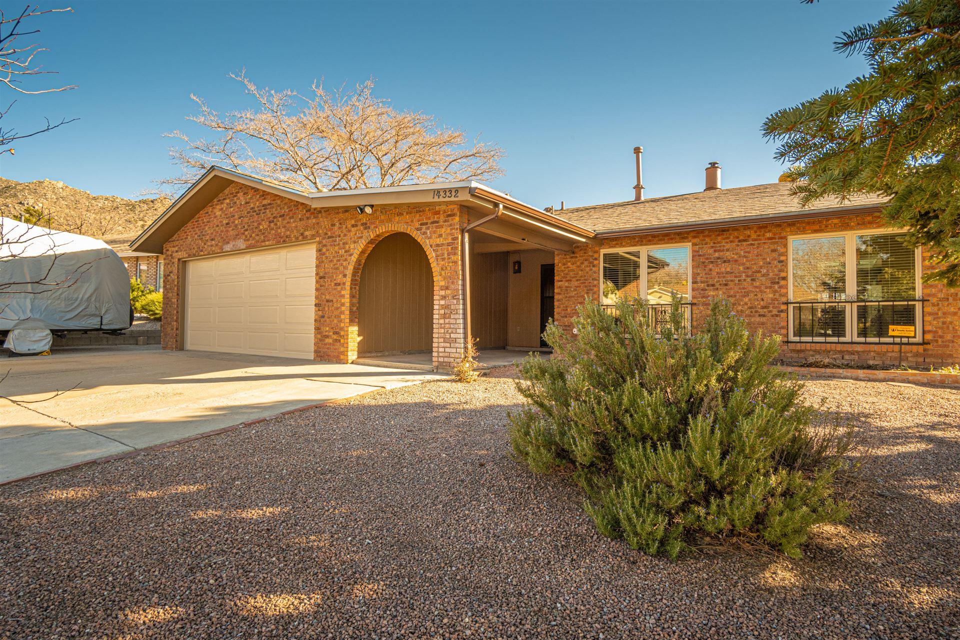14332 GRAND Avenue NE, Albuquerque, NM 87123 - MLS#: 985822