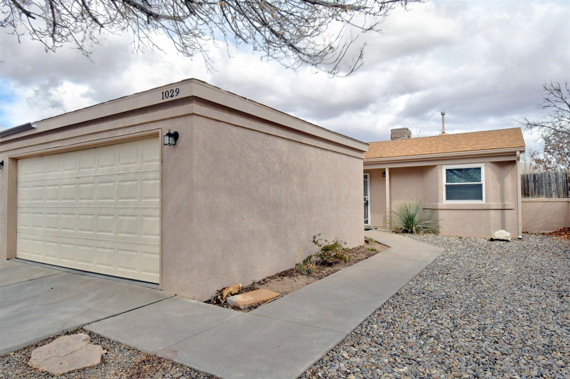 1029 HARRISON Drive NE, Rio Rancho, NM 87144 - MLS#: 987822