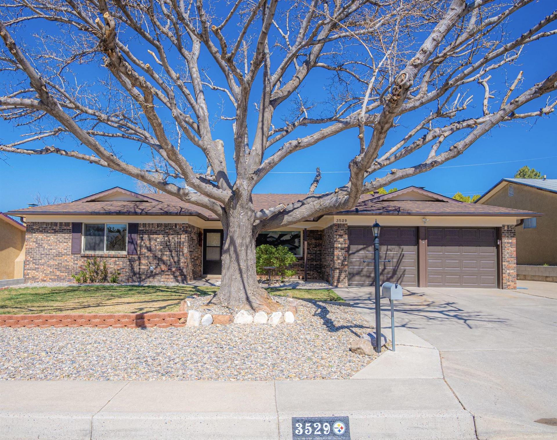 3529 SINGAPORE Circle NE, Albuquerque, NM 87111 - #: 988822