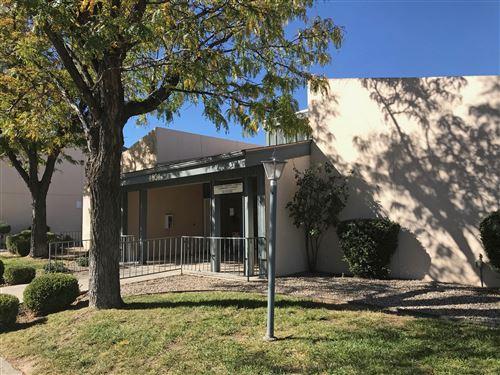 Photo of 4601 CARLISLE Boulevard NE #G7, Albuquerque, NM 87109 (MLS # 980823)