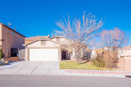 Photo of 10709 PIPESTONE Road SW, Albuquerque, NM 87121 (MLS # 981823)