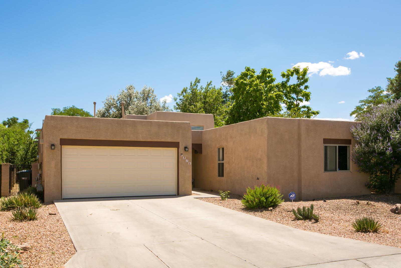 Photo of 376 La Chamisal Lane NW, Los Ranchos, NM 87107 (MLS # 971823)