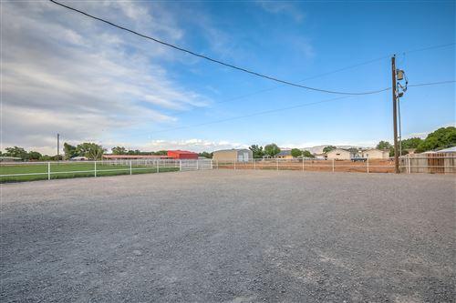Tiny photo for 15 HOB Road, Los Lunas, NM 87031 (MLS # 991824)