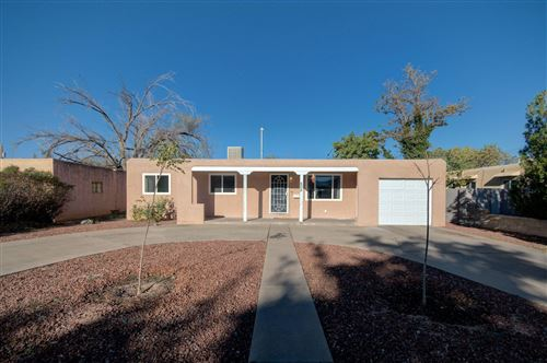 Photo of 805 GEORGIA Street SE, Albuquerque, NM 87108 (MLS # 979826)