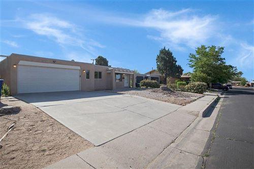 Photo of 2514 CAROL Street NE, Albuquerque, NM 87112 (MLS # 991826)