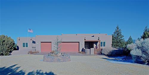 Photo of 5 CALLE LOMITA, Sandia Park, NM 87047 (MLS # 983828)
