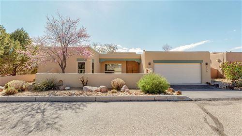 Photo of 2775 WOLFBERRY Place NE, Albuquerque, NM 87122 (MLS # 989828)