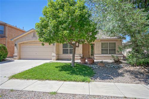 Photo of 8019 PONY HILLS Place NW, Albuquerque, NM 87114 (MLS # 973829)