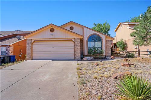 Photo of 6600 Flynn Avenue NW, Albuquerque, NM 87120 (MLS # 991829)