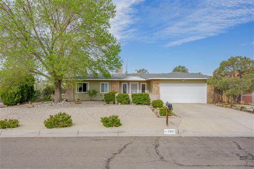 Photo of 7801 REPUBLIC Drive NE, Albuquerque, NM 87109 (MLS # 989830)