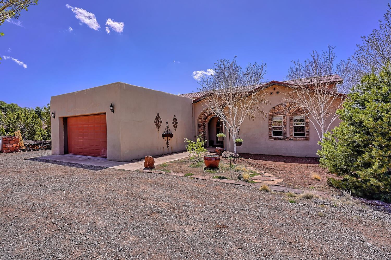 14 RED HAWK Road, Tijeras, NM 87059 - MLS#: 989832